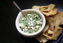 DRESSINGS AND DIPS / by One Hungry Mama