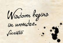 Best Socrates Quotes / http://www.quotes2love.com/bestsocratesquotes/
