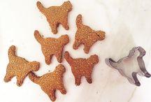 Home made pet treats