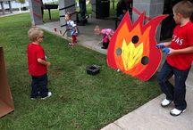 Birthday Baby // Feuerwehr