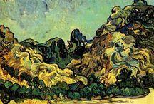 Pintor Vincent Van Gogh