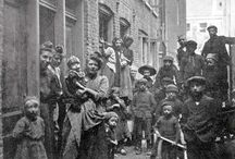 Biedota miejska 1900