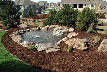 Outdoor Water Features / Outdoor Water Features