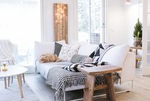interior / inspiration decoration interior living