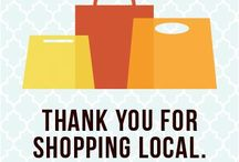 #Shoplocal #smallbusiness  / We truly appreciate every costumer that we have because they are supporting our family business! Please try to shop local this holiday season.