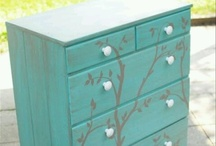 Furniture projects / by Holly Miller