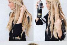 peinados simples