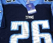 Tennessee Titans / Authentic Tennessee Titans SWAG, jerseys, t-shirts and hats from Vintage Basement - www.vintagebasement.com