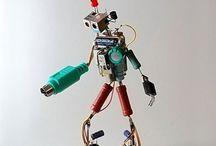 Elektronik art