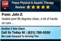 5 Star Reviews / Check Out What Our Patients Are Saying About Us