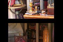 diy hogwarts castle ideas