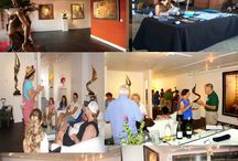 Events at Monarch Arredon Contemporary / Host your next event at the Monarch Arredon Contemporary. We have held cocktail receptions, launch parties, holiday parties and educational programs. First event 10% off