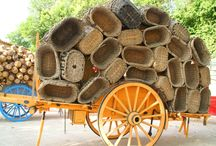 Vallabregues / Hand made basket capital of Provence