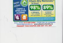 ChemDry By Edward Coupons