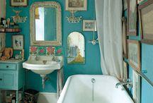 Bathroom Ideas / Rustic country bathroom ideas / by Carla Doyle