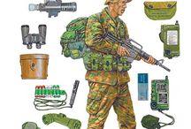 Wojsko / mundury