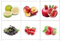 fruits&vegetables
