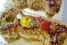 Dolci siciliani al forno / Album dei dolci siciliani cotti in forno
