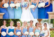 wedding ideas+dresses