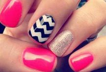 Nails / by Amber Badeaux