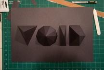 Typography ⁄ Design / by Ernest Ho