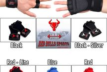 Weight Lifting Pad Gloves