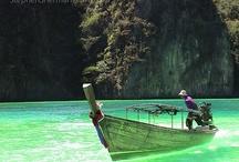 Planning a Trip to Thailand / by Samantha Schuermann