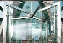 Novotel Auckland Airport – Auckland New Zealand / TemperShield® toughened curved glass
