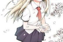 shina mashiro from sakurasou no pet na kanojo