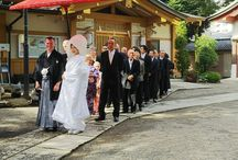 Real Wedding/ International Marriage