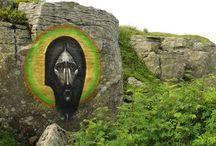 vyzantine graffiti