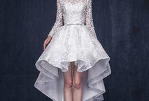šaty inspiracie