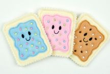 Fakery Bakery / Someday I want to start making felt and faux food for kids.... / by Amber Young