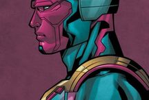 MARVEL - Vision / Paul Bettany