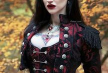 Inspiration for carnival 2018 vampire outfit