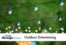 Outdoor Entertaining