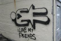Graffiti - Photos I've Taken Around the World