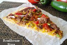 Pizza Pie / by Pamela Flannery Stevens