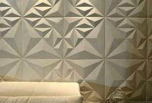3D wallpanel