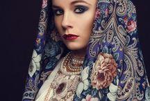 славянская мода