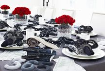 50 Shades of Grey Party Ideas / by Sassy Sisters
