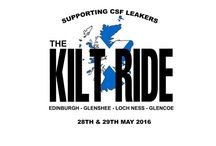 Kilt Ride 2016 - Supporting CSF Leakers