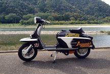 Lambretta supertune lowline avanti / CRK666  Faithfully reproduce this model in japan