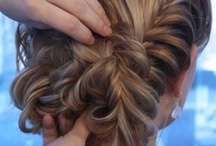 Hairstyles / Semi-formal's coming up