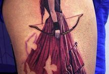 Mulher gibi / Se eu fizer todas as tatoos que eu quero é o que eu vou virar