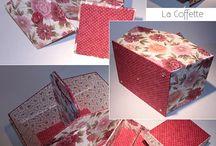 Картонаж / Картон + ткань и бумага, да чуточку умения - замечательно