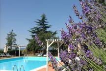 Borgo La Capraia Location for rustic wedding in tuscany / A Location for wedding in tuscany