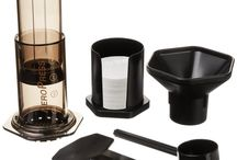 Coffee Equipment / Our favorite coffee equipment