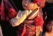 INSPIRING: Baby Wearing Around the World / beautiful pictures of baby wearing around the globe