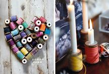 sewing room / by K McCorkle